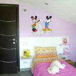 Decorazioni camere per bambini
