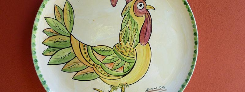 Gallo campagnolo